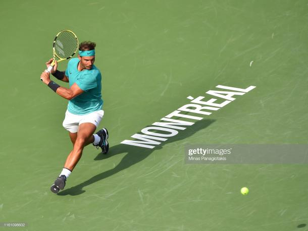 Nadal profited from a walkover in the last four (Image source: Minas Panagiotakis/Getty Images)