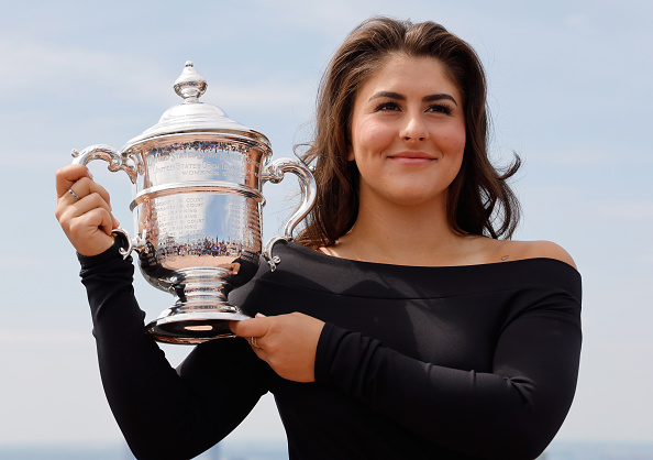 Andreescu won't be in New York to defend her title (Image: Gary Hershom)