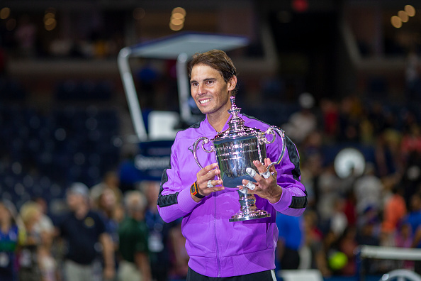 Nadal will not be in New York to defend his title (Image: Tim Clayton)