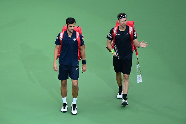 Pavic and Soares are both major champions (Image: Zhe Ji)