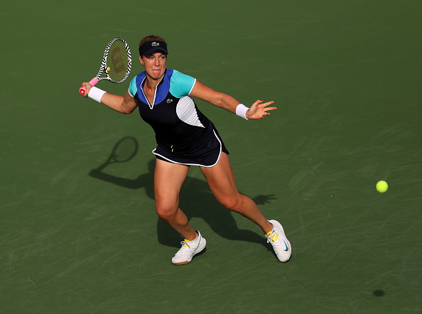 The Russian is, to date, the third highest ranked WTA player to withdraw (Image: Francois Nel)