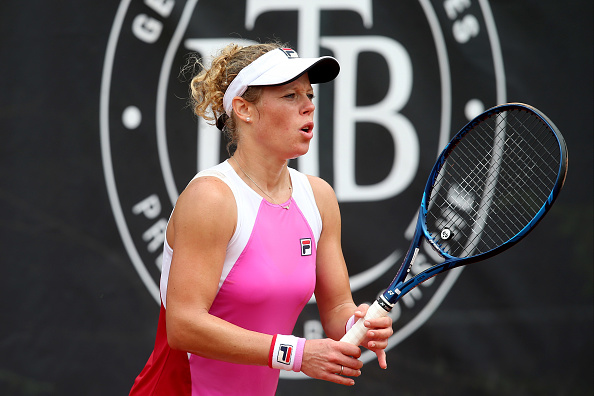 Siegemund in action during the Pro Tour in Germany (Image: Defodi Images)
