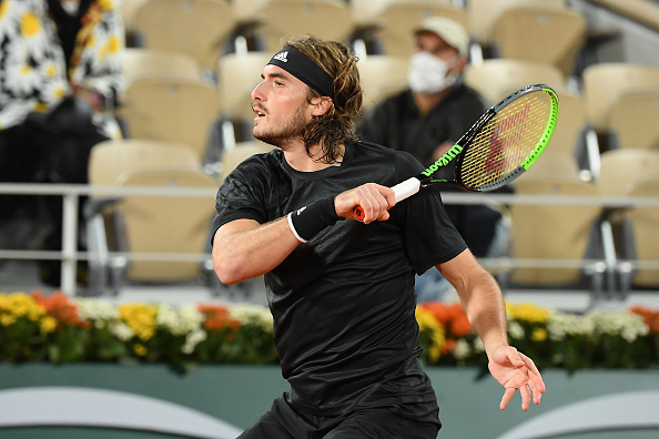 Tsitsipas was a semifinalist at the French Open (Image: TF Images)