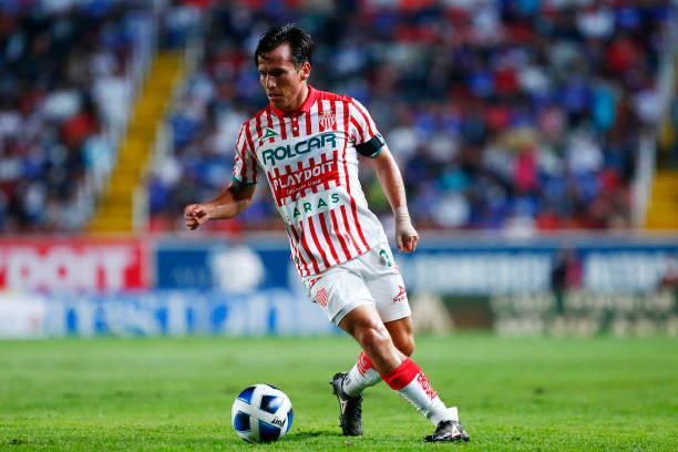 Rubén González (Necaxa) | Foto: Getty