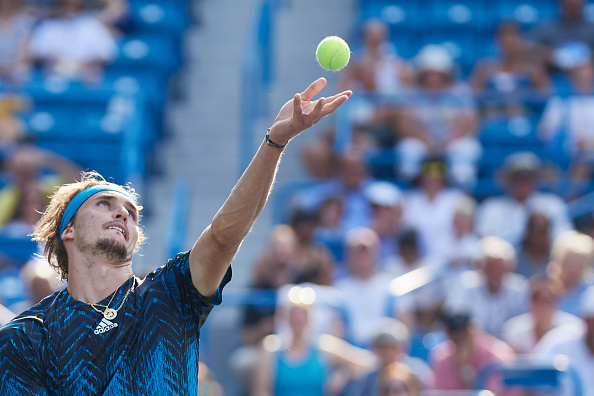 Zverev was the Western and Southern Open champion (Icon Sportswire/Getty Images)