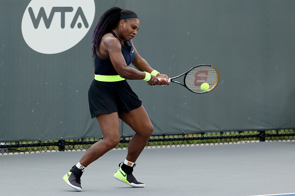Serena now leads the head-to-head between the two 19-12 (Image: Dylan Buell)