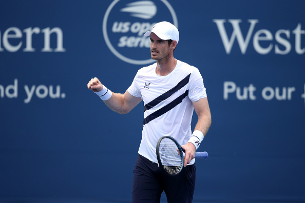 Murray is a former champion in New York (Image: Matthew Stockman)