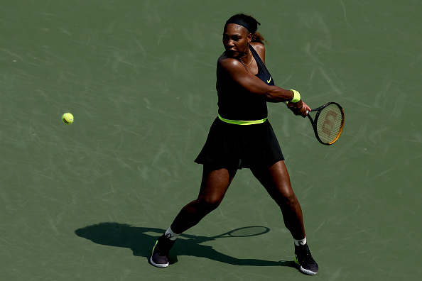 Williams is aiming to win a seventh US Open title (Image: Matthew Stockman)
