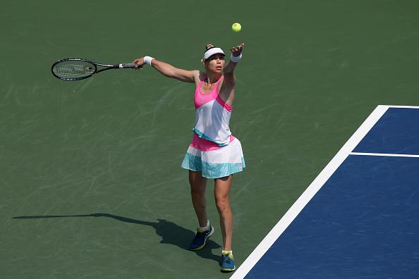Zvonareva is a Grand Slam champion in Doubles (Image: Matthew Stockman)