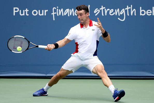 Bautista Agut narrowly fell short of claiming another win over Djokovic (Image: Matthew Stockman)