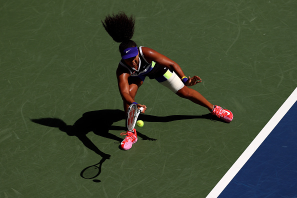 Japan's Osaka into US Open quarter-finals