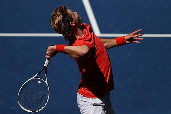 Wolf impressed this US Open (Image: Al Bello)