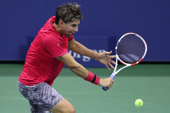 Thiem will try to make the contest physical (Image: Matthew Stockman)