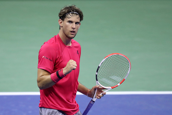 Thiem has lost in three Grand Slam finals (Image: Matthew Stockman)