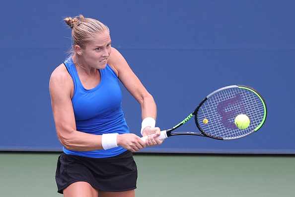 Rogers is in a second Grand Slam quarterfinal (Image: Al Bello)