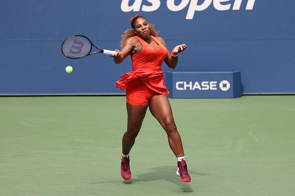 Williams in action (Image: Al Bello)
