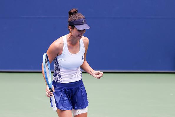 Pironkova pushed Williams harder than anyone so far (Image: Al Bello)