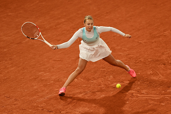 Kontaveit will be looking to rebound after disappointment at the French Open (Image: Shaun Botterill)