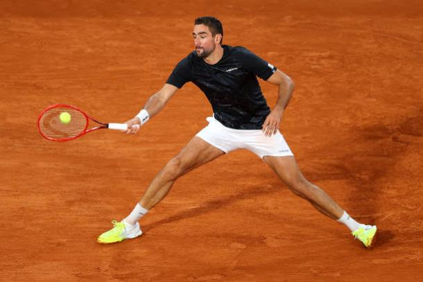 Cilic was undone by a rash of unforced errors at the most critical times/Photo: Julian Finney/Getty Images