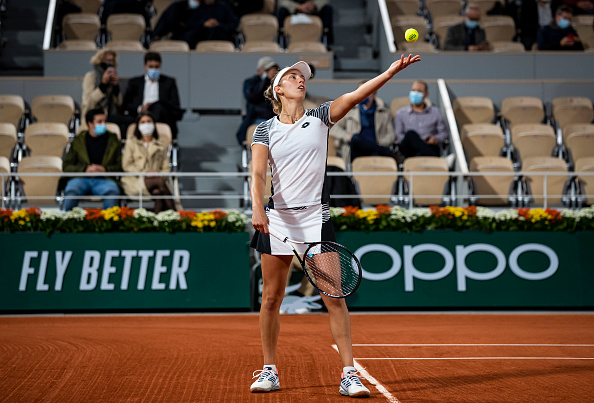 Mertens is the seventh seed in Ostrava (Image: TPN Images)