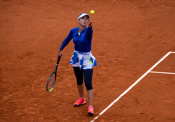 Svitolina is the top seed at the tournament (Image: TPN)