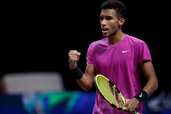 Auger-Aliassime is hoping to win a first ATP title (Image: Christof Koepsel)