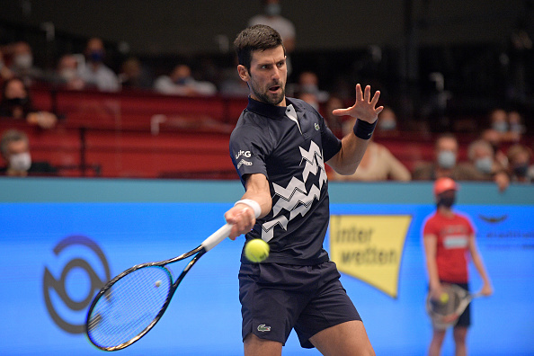 Djokovic is top seed at the event (Image: Thomas Kronsteiner)