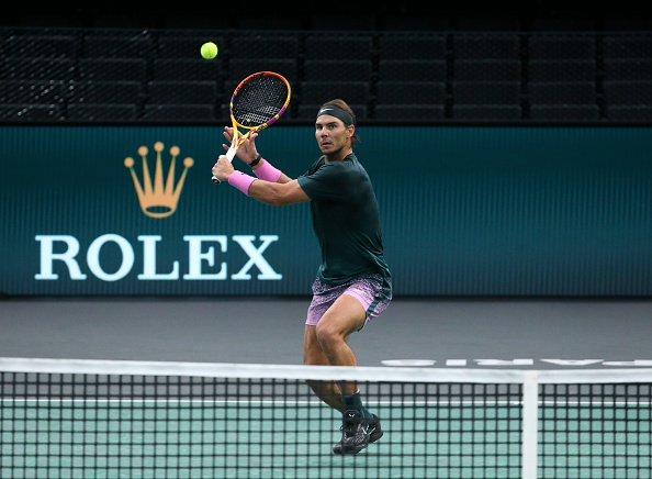 Nadal has never won the ATP Finals (Image: Jean Catuffe)