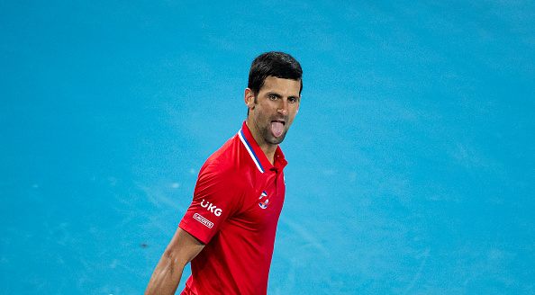 Djokovic should find himself in yet another Australian Open semifinal (TPN/Getty Images)