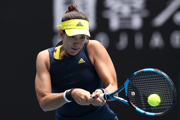 Not much Muguruza did wrong in this match as she was exceptional for most of it (Cameron Spencer/Getty Images)