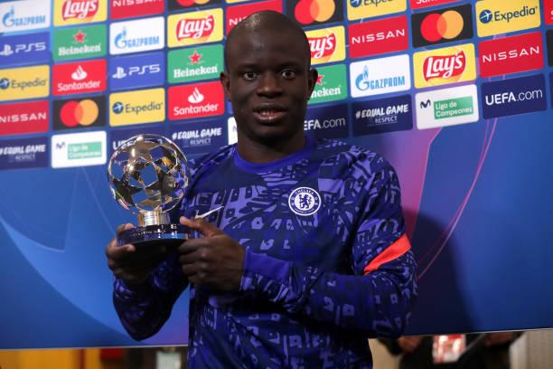 Kanté fue el mejor jugador de la semana / Foto: Gettyimages