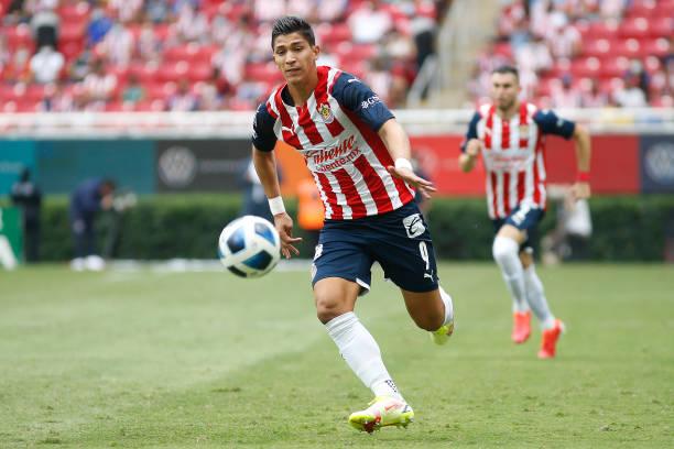 Ángel Zaldivar (Chivas) | Foto: Getty