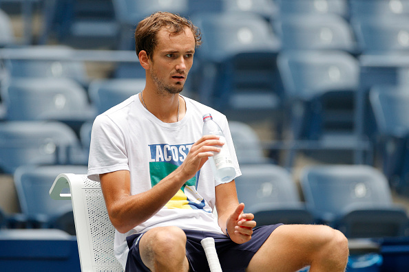 Medvedev is one of the US Open favorites (Sarah Stier/Getty Images)