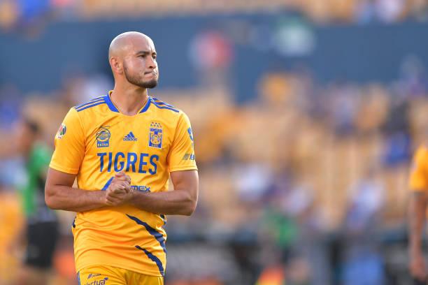 Carlos González (Tigres U.A.N.L.)   Foto: Getty