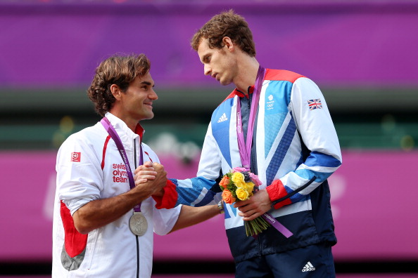 Federer last played in the Olympics in London where he finished as a silver medalist behind Andy Murray (Clive Brunskill/Getty Images)