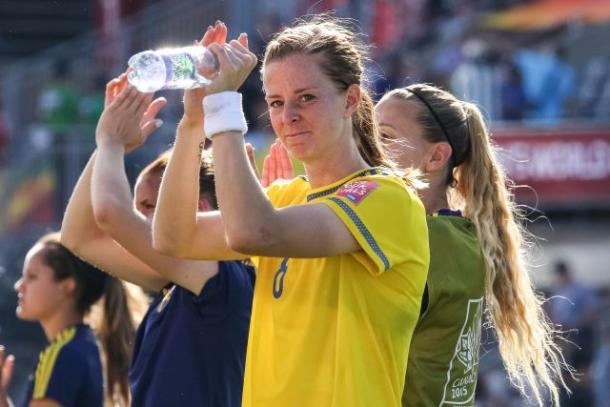 Sweden disappointed in last year's World Cup, but are set to head to this summer's Olympics. | Photo: Getty