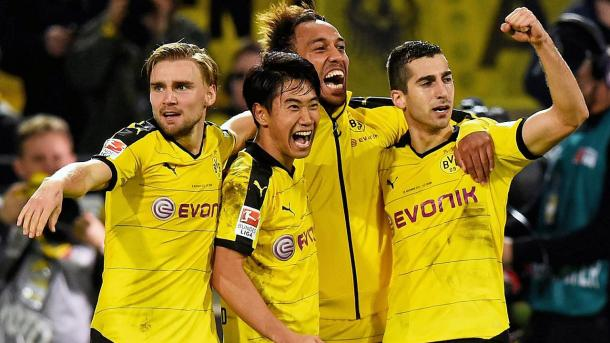 Dortmund looking for derby double. | Image: fokus.de