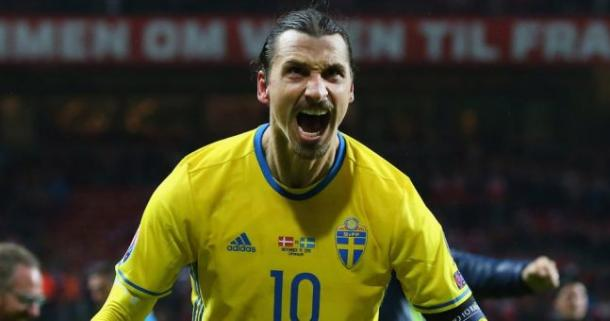 Zlatan set to be a big attraction for United in Sweden | Photo: Getty