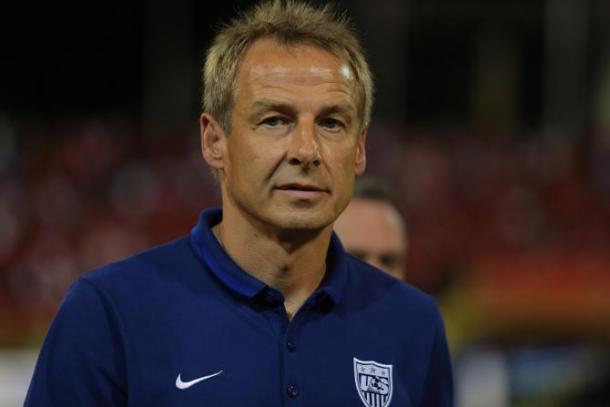 USMNT head coach Jurgen Klinsmann. Photo: Getty Images