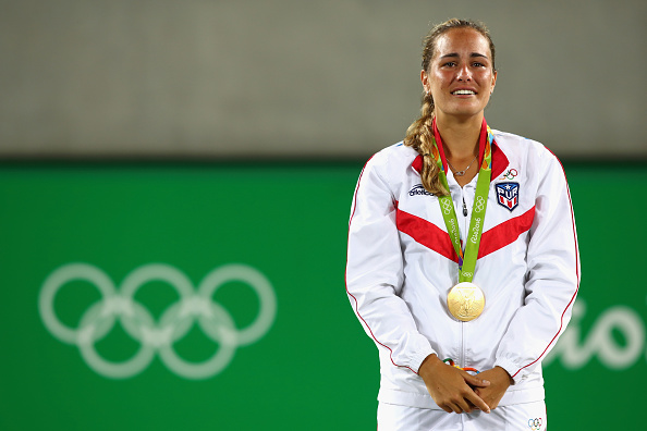 Puig sealed Puerto Rico's first ever Olympic gold with her incredible victory in Rio (Image: Clive Brunskill)