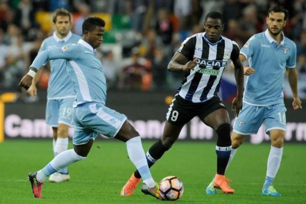 Duvan Zapata contro la Lazio | Foto: outdoorblog