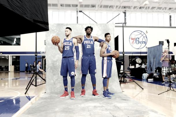 Philadelphia 76ers | Foto: NBA