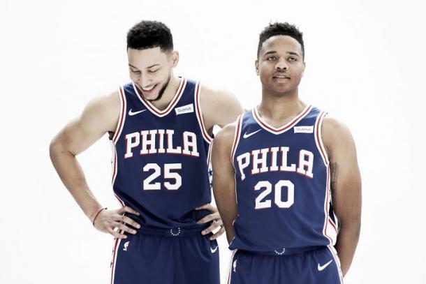 Fultz y Simmons | NBA