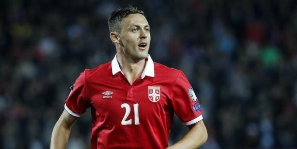 Matic, atual jogador do Manchester United, é um dos principais jogadores da Sérvia Foto: (Getty Images)