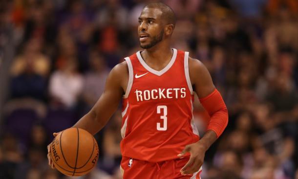 Chris Paul les está dando a los Rockets el salto cualitativo que necesitaban | Fotografía: Christian Petersen / Getty Images