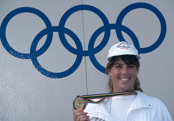 Capriati is one of the youngest Olympic champions in history (Image: Professional Sport)