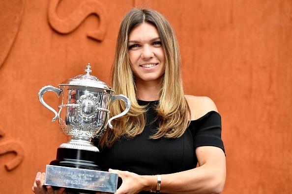 Halep is a two-time Grand Slam champion (Image: Anadolu Agency)