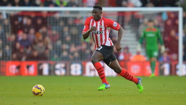 Wanyama has been in good form for Southampton this season | Photo: realsport101.com