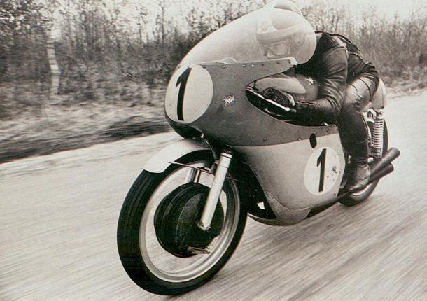 Giacomo Agostini. Foto: Flikr