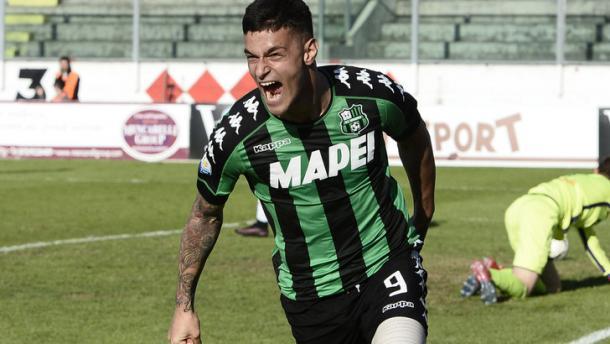 Gianluca Scamacca   Photo: Calcio Nazionale